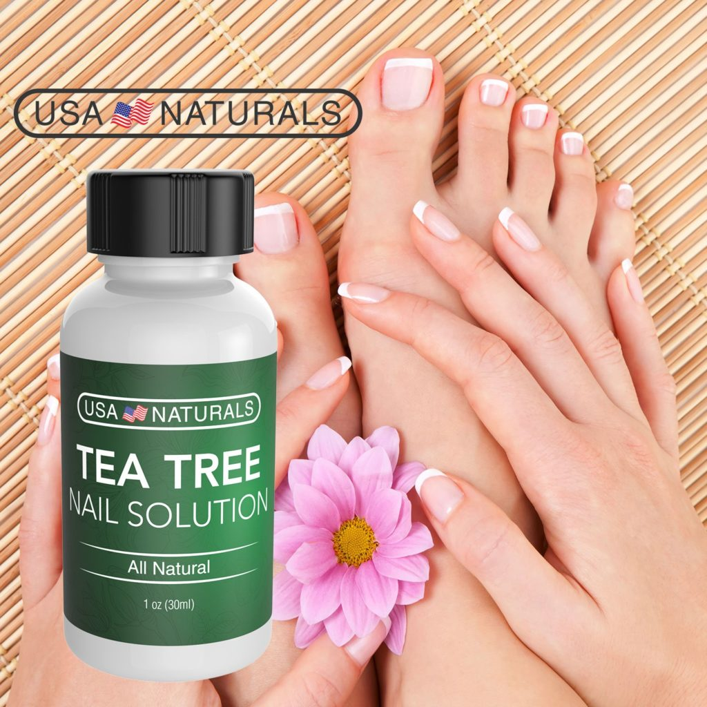 home remedies for nail fungus tea tree oil