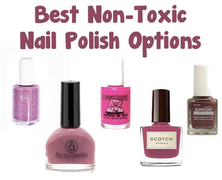 best non toxic nail polish
