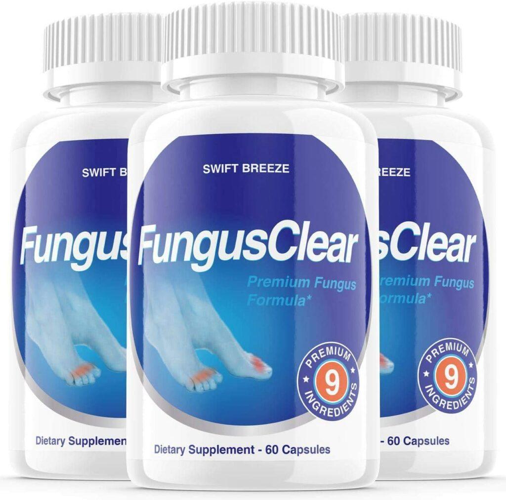 Fungus clear