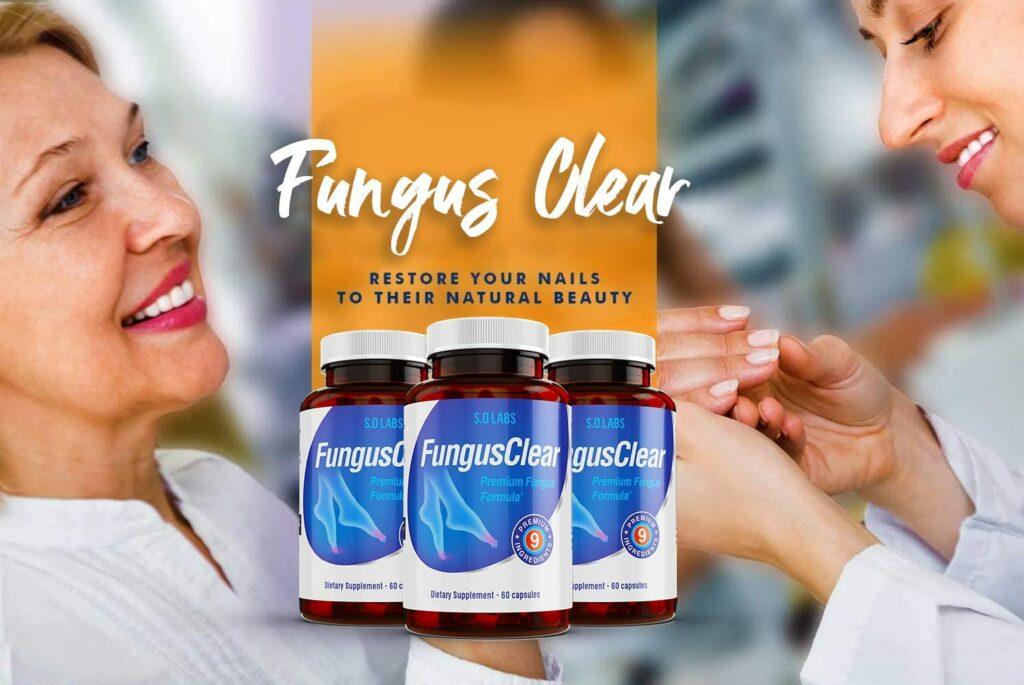 fungus clear vitality